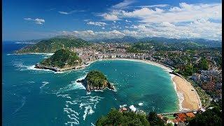 San Sebastián - Donostia (España) - DJI OSMO 4K