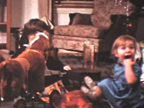 1940s color home movie