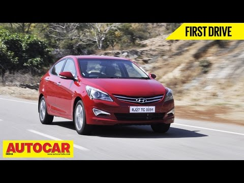2015 Hyundai Verna | First Drive | Autocar India