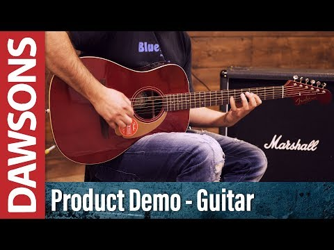 Fender Malibu Player Electro-Acoustic Review