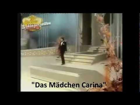 """Roy Black - """"Das Mädchen Carina""""  (Text/Lyrics)"""