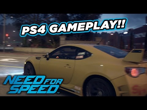 need for speed ps4 gameplay youtube. Black Bedroom Furniture Sets. Home Design Ideas