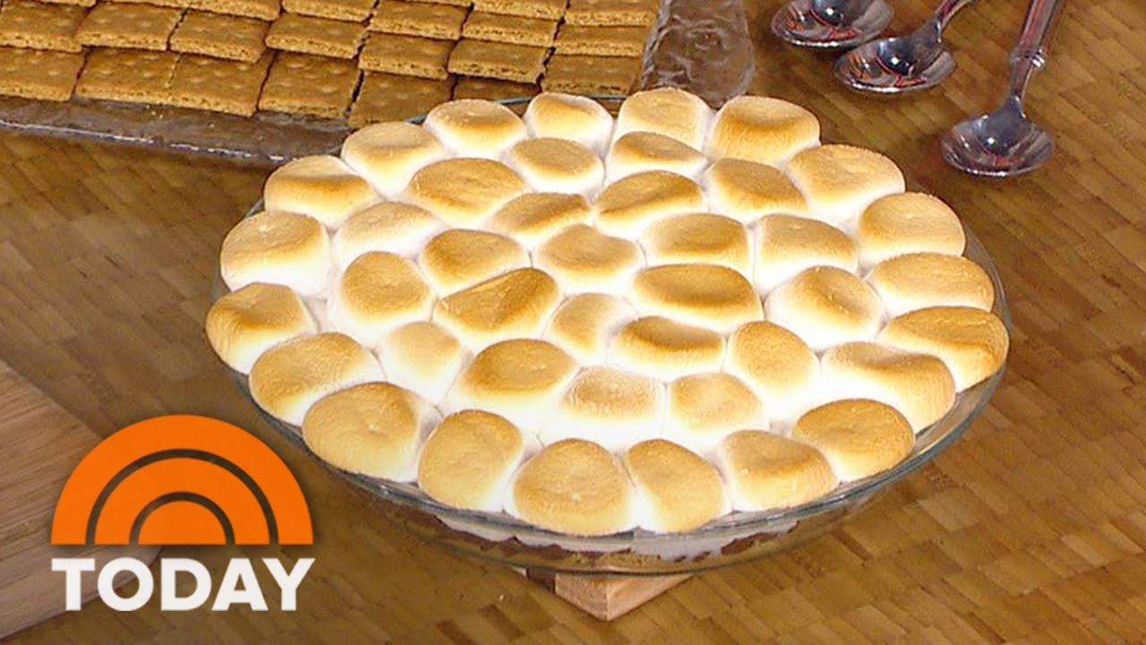 LaurDIY Shares Ideas For Fall SMores Dip Instagram Magnets