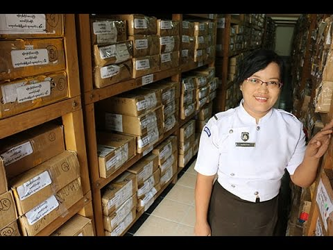 Census Movie 1: Storage of the Census data