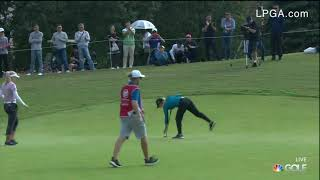 Danielle Kang Second Round Highlights from the 2019 Buick LPGA Shanghai