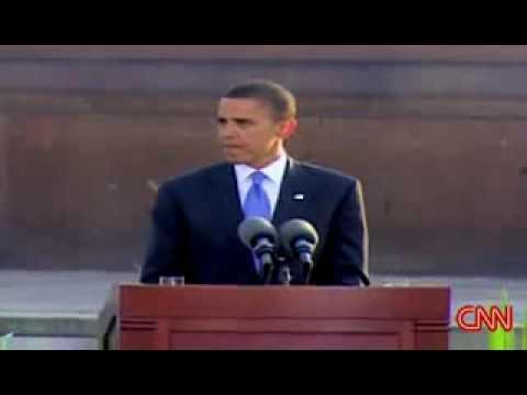 Obamas '08 New World Order Speech Berlin : NWO