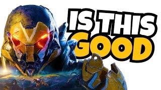 Is Anthem Any Good? My Honest First Impressions