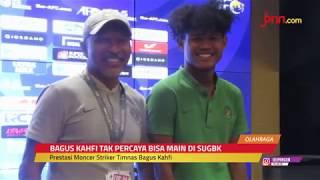 Bagus Kahfi, Anak Kampung Yang Mimpi Jadi Bintang di Lapangan SUGBK - JPNN.com