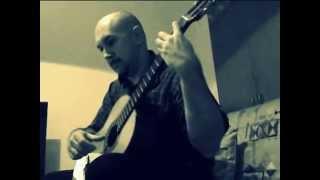 Tango - Dustin O'Halloran - guitar cover