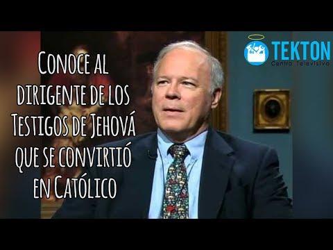 Conoce al dirigente de los Testigos de Jehová que se convirtió en Católico