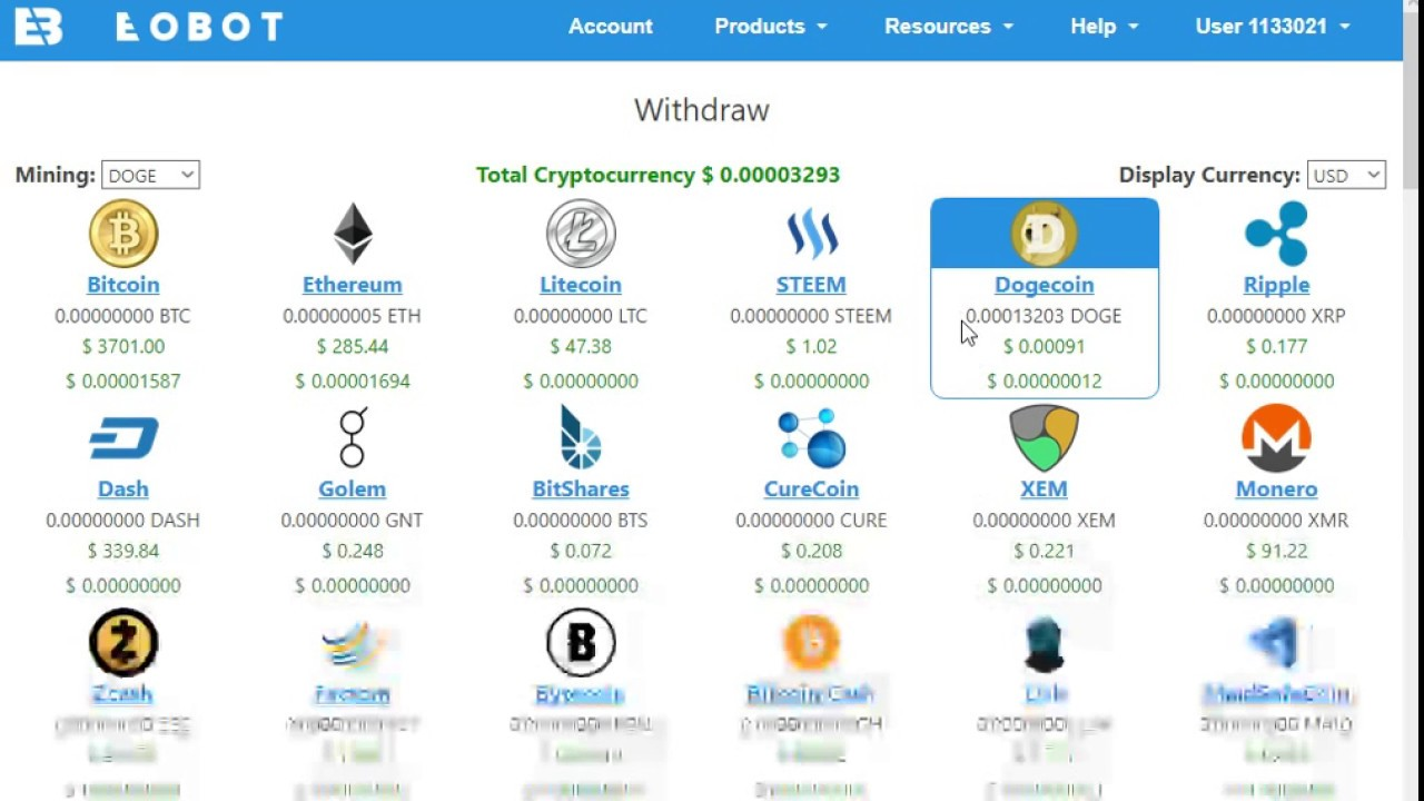 most profitable mining currency