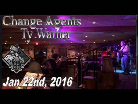 Ty Warner Change Agents at Cheyenne Moose Lodge #257