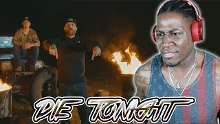 Adam Calhoun Ft. UPCHURCH - Die Tonight (FLAME REACTION)