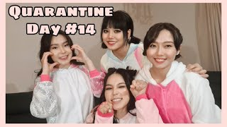 "Quarantine Day #14 ""Pajama Party"""