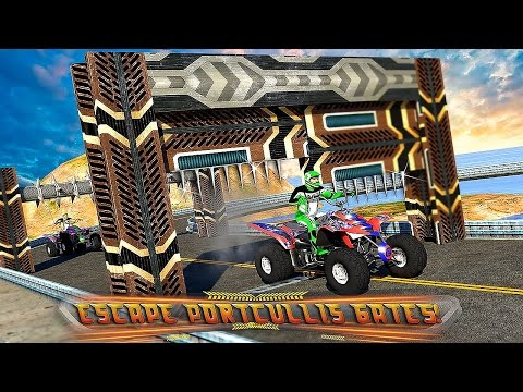 Extreme Quad Bike Stunts 2015 - Gameplay Android