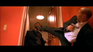 [TRANSPORTER 1] Funny Fight Scene.