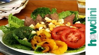 Easy Salad Recipes: How To Make A Steak Salad