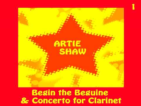 Artie Shaw - I can't get started with you