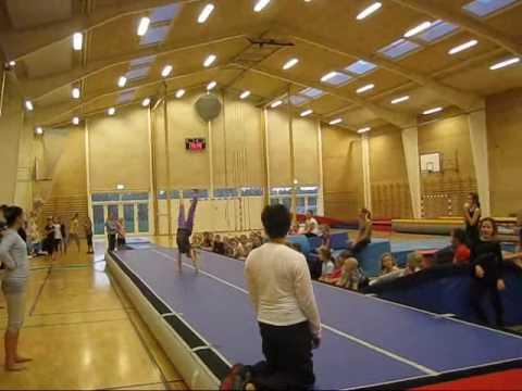 Helsinge Gymnastik Minipiger Lilla hold