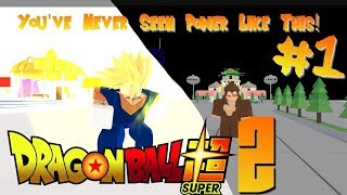 YOU'VE NEVER EXPERIENCED THE POWER OF GREAT APE MULTI! | Roblox Dragon Ball Super 2 | Episode 1
