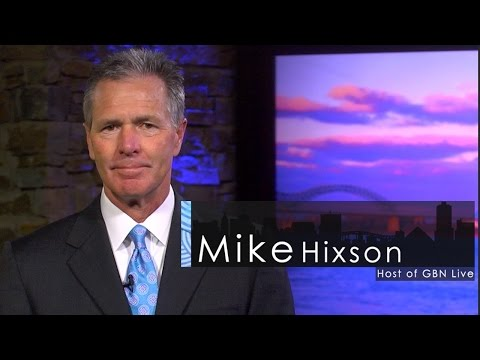 NEW GBN LIVE Promo - Mike Hixson