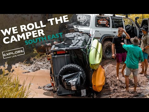 BRIBIE ISLAND TO GLASSHOUSE MOUNTAINS!! THE LONG WEEKENDER - THE EXPLORE LIFE SERIES S-3 EP-2 PART 1