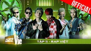 Rap Việt Tập 11 Full HD