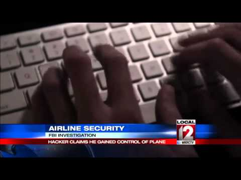 Security expert said he accessed plane controls mid-flight