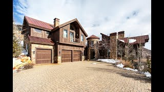 Custom Home with Panoramic Forever Views of PCMR, Deer Valley and the Jordanelle