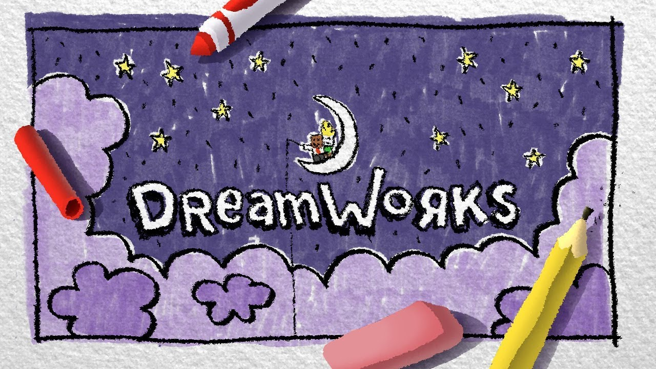 dreamworks pictures with the dreamworks animation fanfare from
