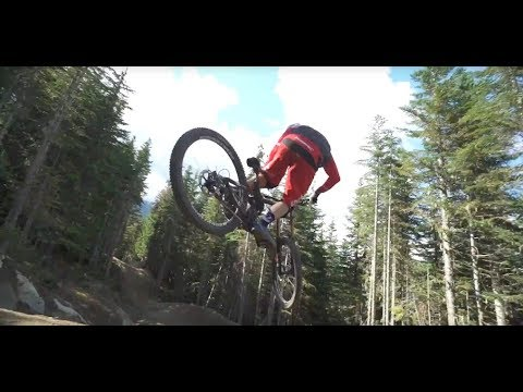 Atherton Diaries Ep 10:  World Cup 6 MSA is this the fastest track in the world?  & Whistler Chills