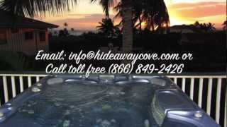 Hideaway Cove's Seabreeze 2 Bedroom 2 Bath Air Conditioned Vacation Rental Poipu Kauai