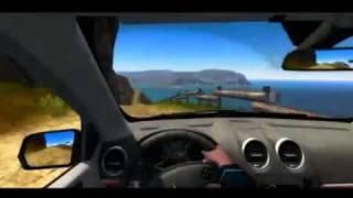 Test Drive Unlimited 2 - Mercedes Fuhrpark
