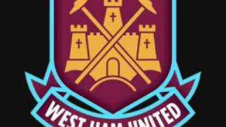 west ham united blowing bubbles