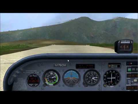 Matekane Airfield in Lesotho (FXME) FSX