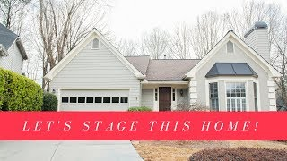 Staging A Home For a 77 year old Woman... Let's Make her Top Dollar!
