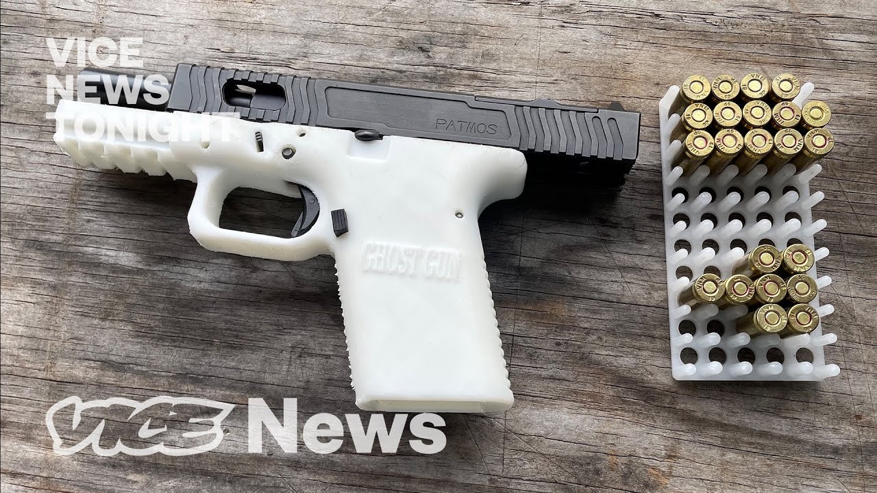 Download I 3D-Printed a Glock to See How Far Homemade Guns Have Come