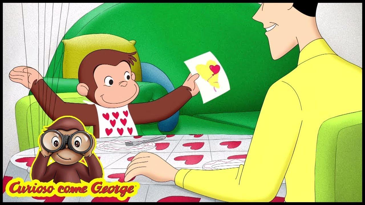 Curioso Come George Film Completo Italiano Cartoni Animati Youtube