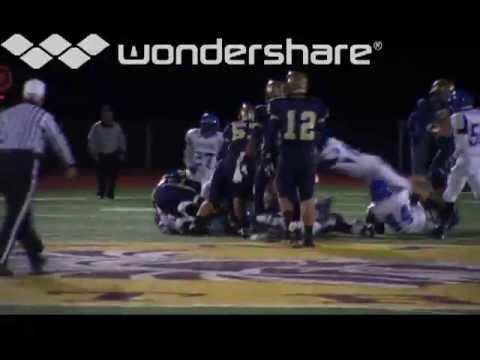 Union Area High School Football 2012-2013 Senior Boys Highlight Tape