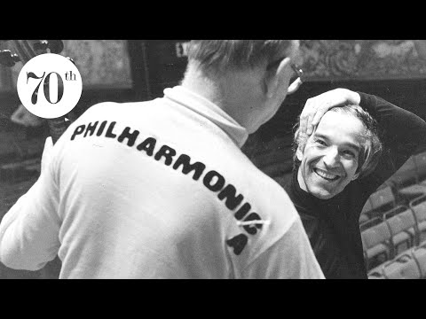 The Philharmonia Celebrates 70 Years: Vladimir Ashkenazy on the Magic of the Philharmonia