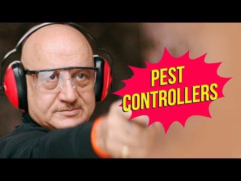 Pest Controllers   Baa Baaa Black Sheep   In Cinemas Now