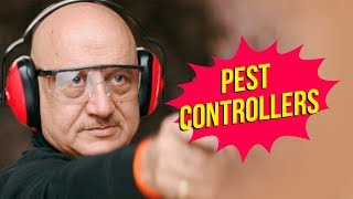 Pest Controllers | Baa Baaa Black Sheep | In Cinemas Now