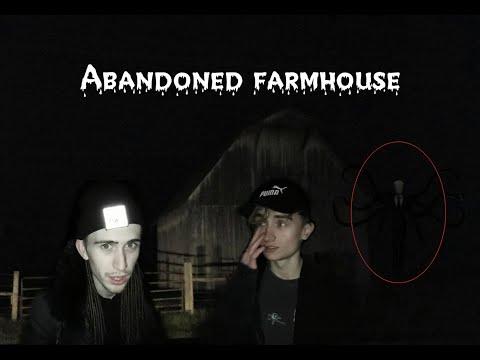Abandoned Farm Exploration GONE WRONG! (WE GOT CHASED + Spider Infestation)!