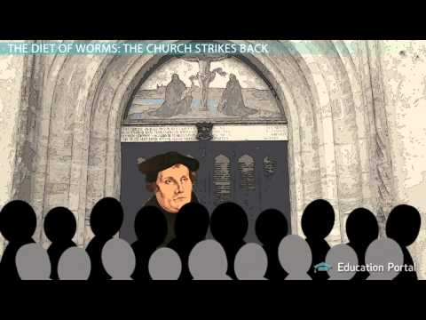 Martin Luther, the 95 Theses and the Birth of the Protestant Reformation