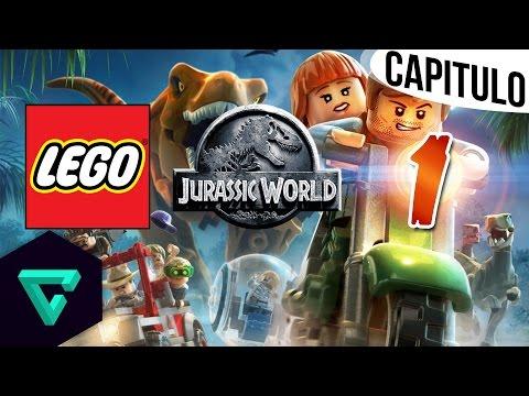 LEGO Jurassic World | Ep. 1