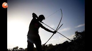 野外生存如何制作一把猎弓?这个方法太简单了 2018