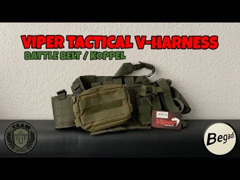 "[REVIEW] Viper Tactical ""V-Harness"" Oliv"