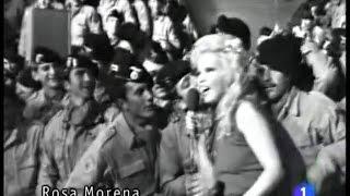 """Rosa Morena en """"50 años de"""": Folclóricas (TVE) 04/02/2010"""