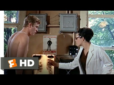 Alfie (4/9) Movie CLIP - Shadows On Me Lungs? (1966) HD