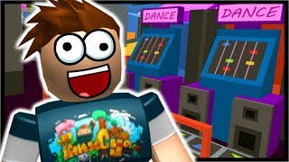 MAKE YOUR OWN GAMES ARCADE!! | Roblox Arcade Tycoon